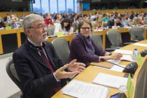 Sergio Cofferati during revision of the Shareholder Rights Directive. Photo: © European Parliament - Audiovisual Unit