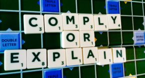 Let's keep 'comply-or-explain' in corporate governance burning bright