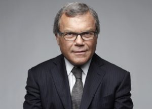 Sir Martin Sorrell. Photo: WPP