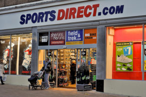 Sports Direct. Photo: Martin Pettitt, Flickr