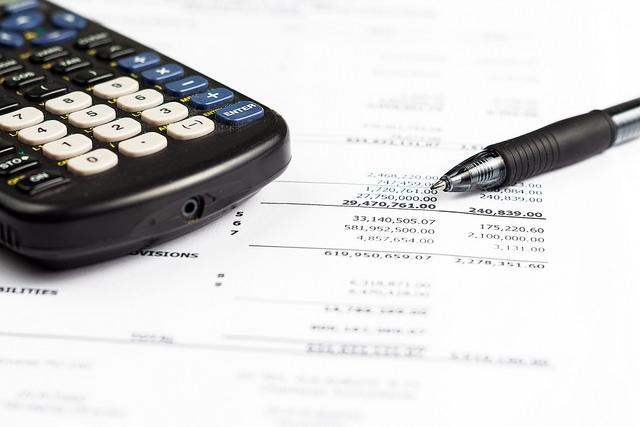 financial reporting, accounts,