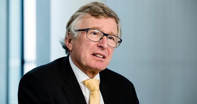 Nick Land, audit committee chairman, Vodafone