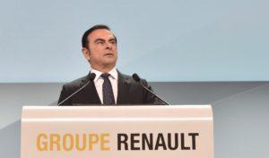 Carlos Ghosn. Photo: Renault