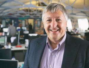 Nigel Payne. Photo: Stride Gaming