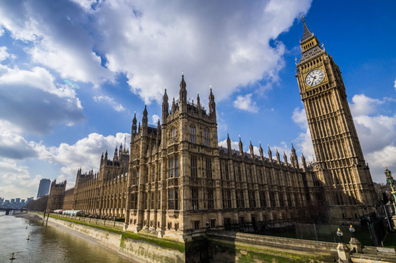 UK parliament, governance reform