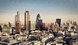 City of London, financial markets, capital markets