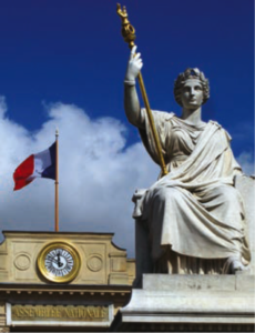 French justice