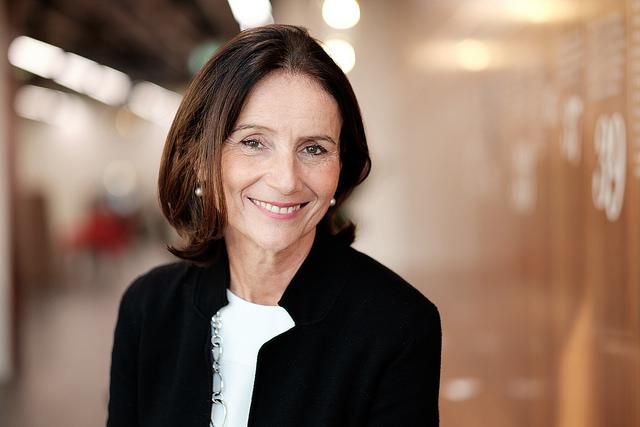 Carolyn Fairbairn, CBI