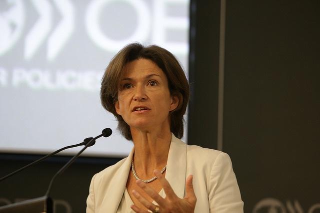 Isabelle Kocher, Engie
