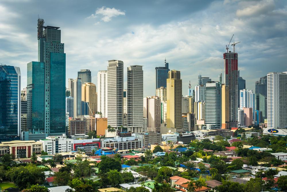 Philippines, Metro Manila, Makati