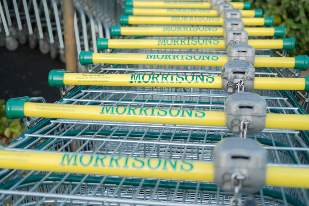 Morrisons supermarkets