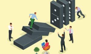 Corporate governance, board intervention, non-executive directors