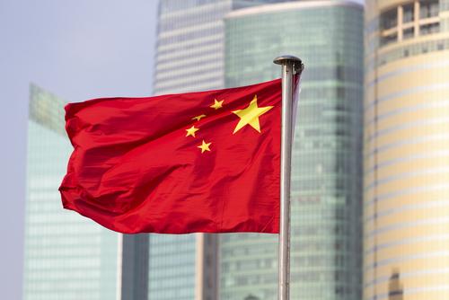 China flag, Chinese governance