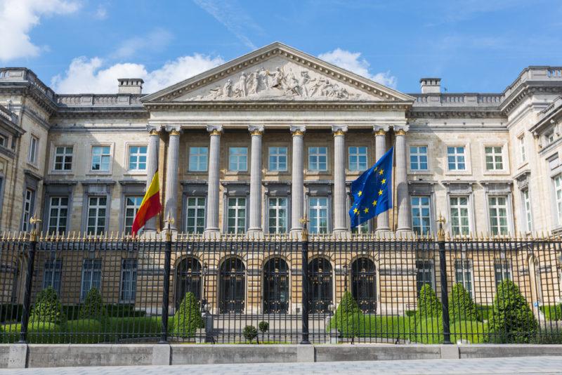 Belgian Parliament, Belgium, Brussels