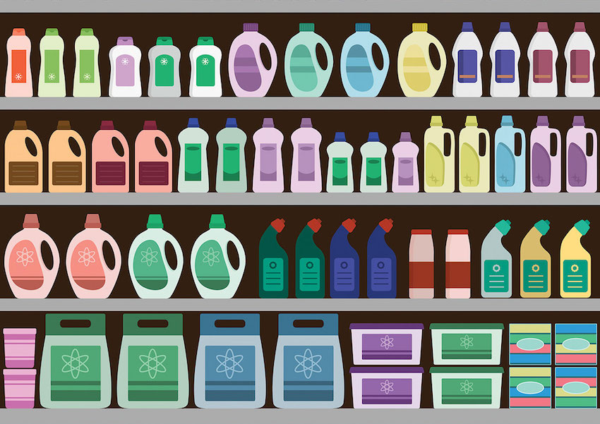 Unilever, cleaning products, household goods, consumer goods