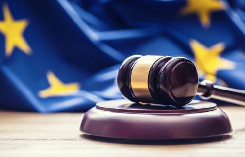 EU jurisdiction, EU law, Europe