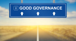 Governance is an issue for the whole organisation, not just the board