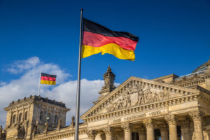 German Reichstag, Germany
