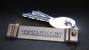 the key to technology