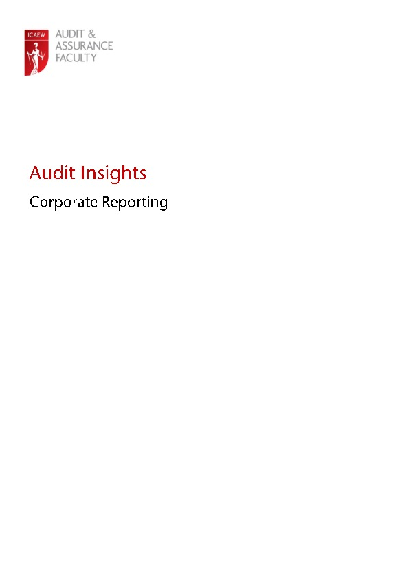 corporate reporting case study diageo plc Diageo plc - download as word doc  diageo's corporate citizen report 2004 'focus on africa' talks very little about breweries inducing brand  su 12 case study.