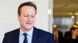 David Cameron. Photo: European Union