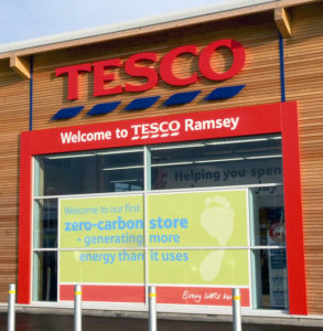 Photo: Tesco
