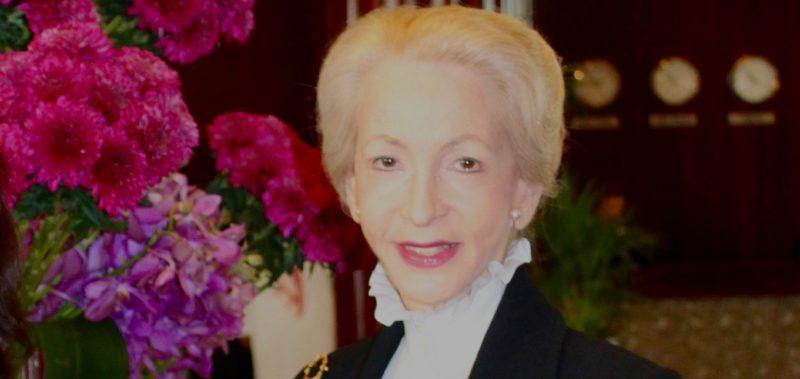 Lady Barbara Judge, IoD