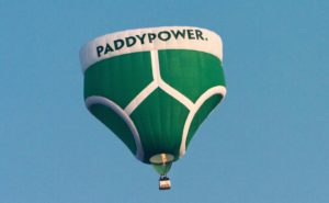 Photo; Paddy Power