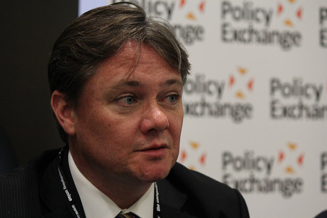 Iain Wright, MP. Photo: Policy Exchange, Flickr.