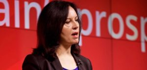 Caroline Flint. Photo: Labour Party, Flickr.
