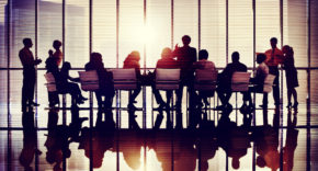 boardroom, board executives