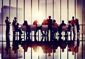boardroom, board executives