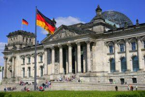 German government building Berlin