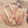 VW badge