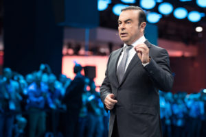 Carlos Ghosn. Photo: Shutterstock