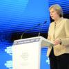 Theresa May Davos 2017