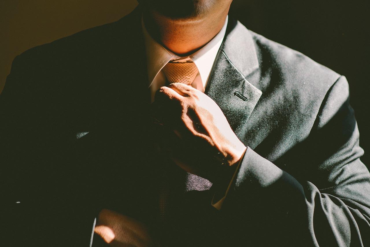 Leadership, tie, chairman, CEO, chief executive
