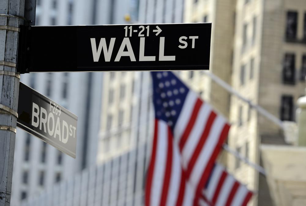 Wall Street, US