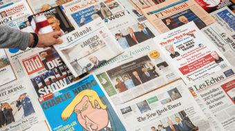 News, global, risk
