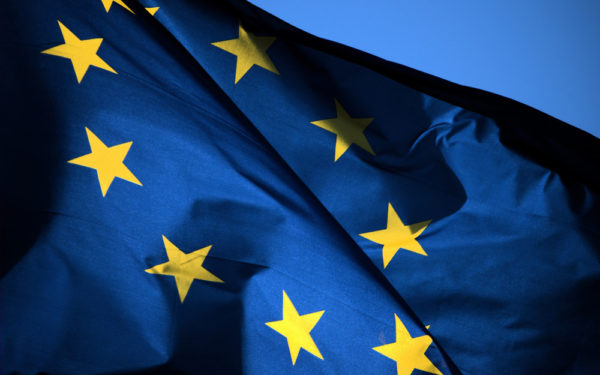 EU flag, European Union, EU, shareholder rights directive