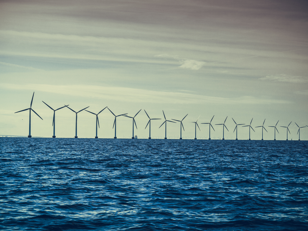 wind turbines, climate change, ESG, LGIM