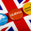 general election, politics, political parties UK