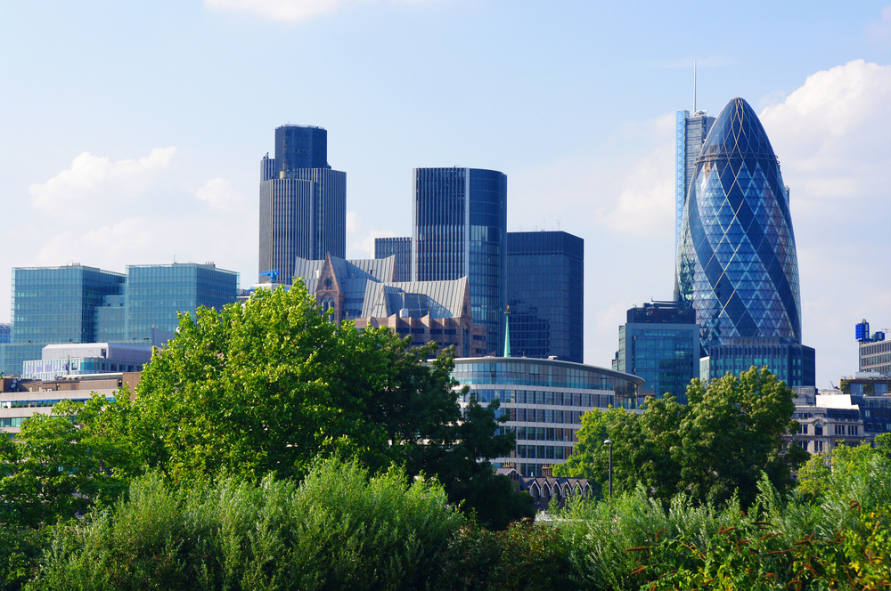 City of London, investments