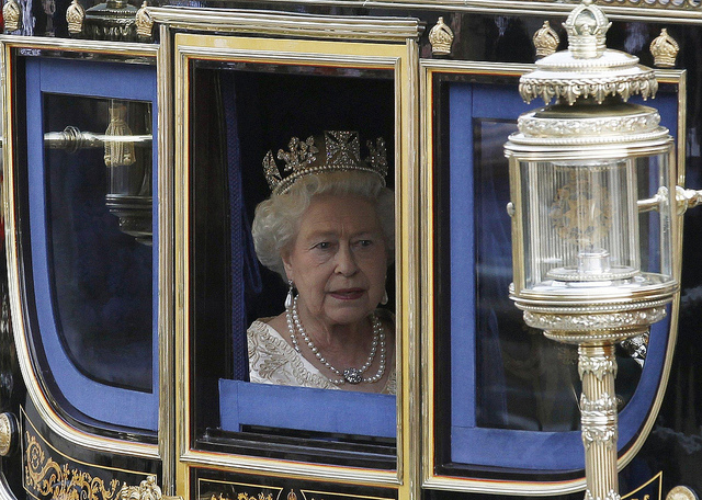 Queen, State Opening of Parliament, Queen's Speech
