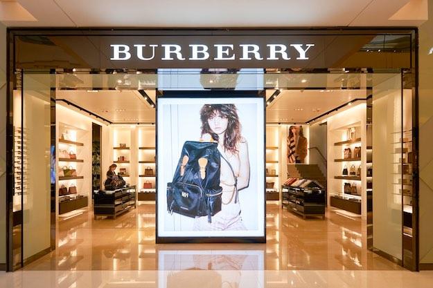 Burberry, Burberry shareholders