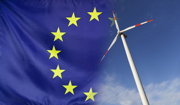 EU flag, EU sustainability, Sustainable Finance