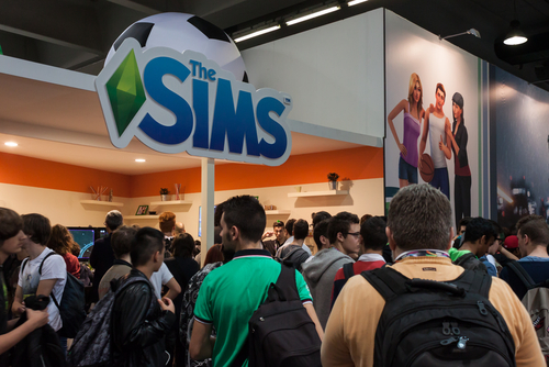 The Sims, Electronic Arts