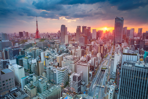 Tokyo, Japan, Japan's boards