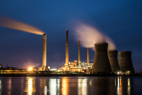coal-fired power station, sustainable finance