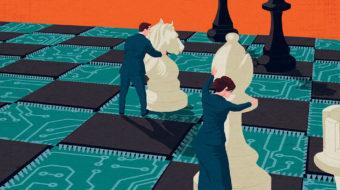 Chess, strategy, technology, digitalisation
